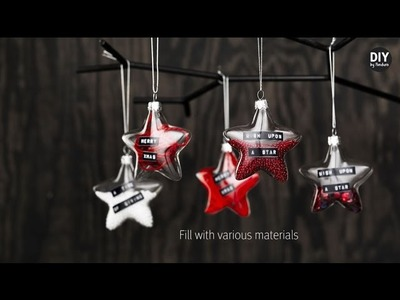 DIY by Panduro: 3 simple Christmas decorations