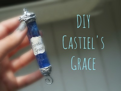 DIY Castiel's Grace (from Supernatural)