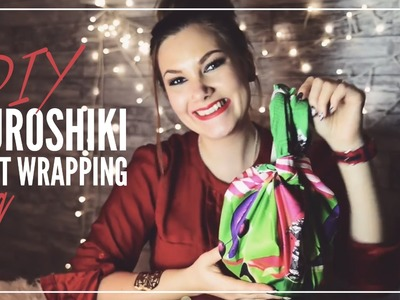DIY: Furoshiki Gift Wrapping - Simple & Cute Bag