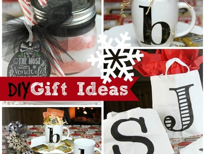DiY Gift Ideas Holiday 2014 | ShowMeCute
