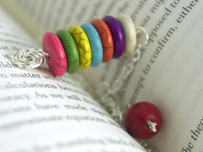 DIY gift ideas: How to make bookmarks