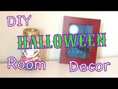 DIY Halloween Room Decorations (Quick & Easy!)