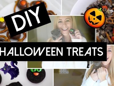 DIY Halloween Treats! Cute & Simple!