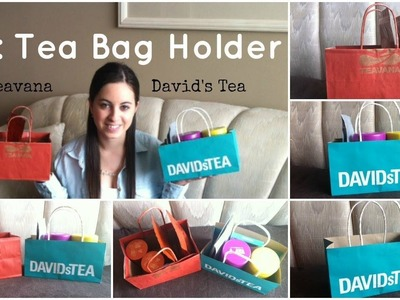 DIY: Tea Bag Holder