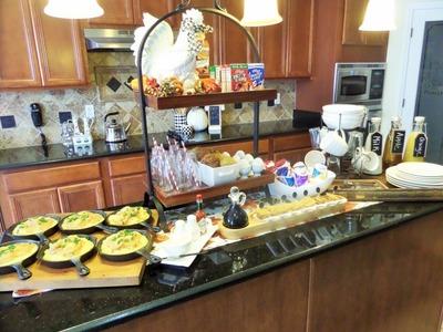 Easy DIY Fall Breakfast Idea's