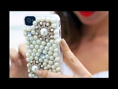 How to Make a DIY Phone Case - 20 Creative Ideas