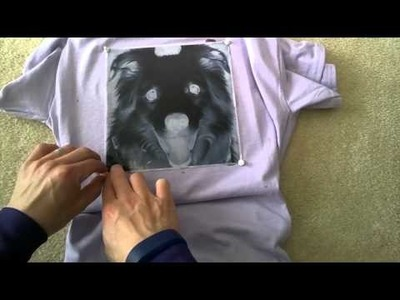 "Review of Lumi T-Shirt Printing Product - DIY ""Solar Powered Printing"" seen on Sharnk Tank"