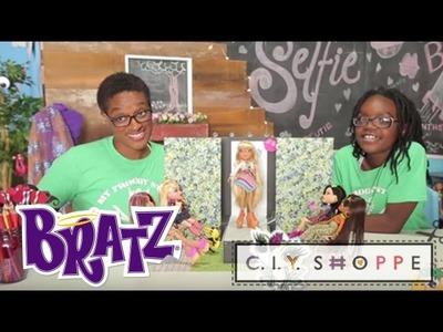 DIY @ Bratz C.I.Y. Shoppe | MyFroggyStuff Creates a #Bratz Fashion Runway | Bratz