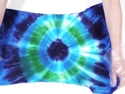 DIY by Panduro: Dye a t-shirt