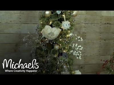 DIY: Create a Designer Christmas Tree | Michaels