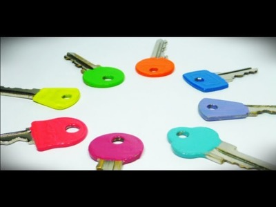 DIY - Decorate your Keys by ForeverDIY