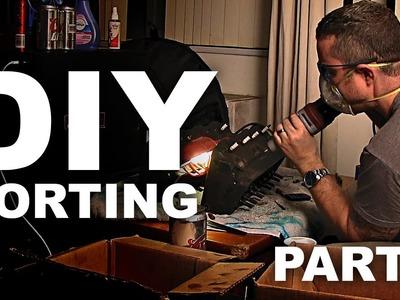 DIY Head Porting Small Block Chevy Vortec 062 Part 2 of 3