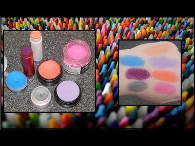 DIY Homemade Lipsticks Using Crayons!
