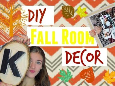 DIY Pintrest Worthy Fall Room Decor