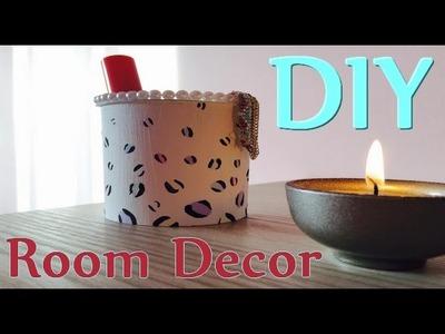 DIY | Recycler un pot de Nutella !