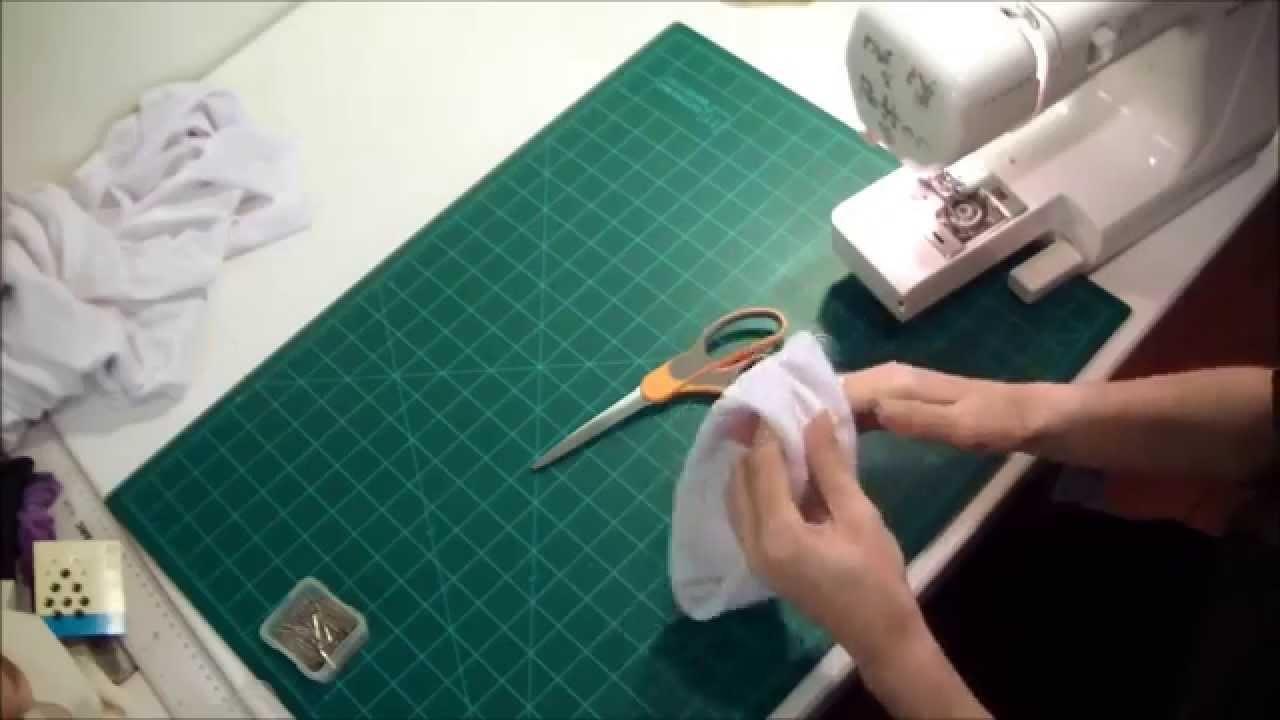 DIY Stretch Velvet Headband