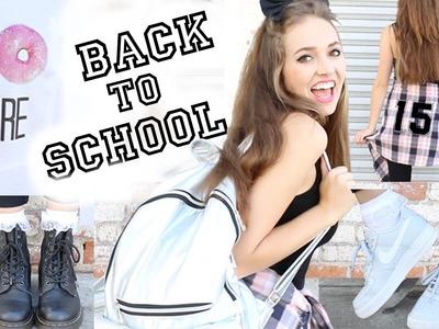 DIY Tumblr Clothes: Back to School 2015!