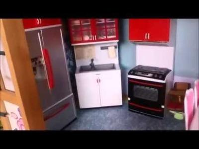 Dollhouse Analysis | DIY Barbie Furniture, etc