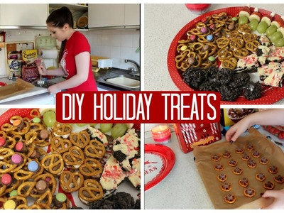Easy DIY Christmas Treats | Naomi Kenya