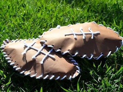 Easy DIY Sports crafts ideas for kids