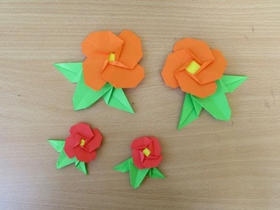 How to Make a Paper Flower (Spanish Eye) - Easy Tutorials