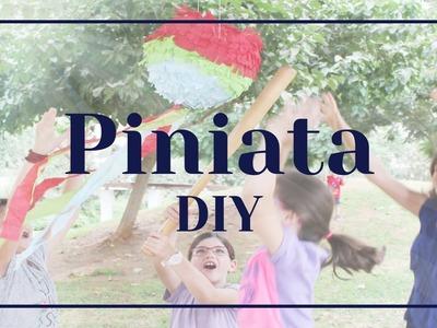 How to make pinata - easy and fun DIY