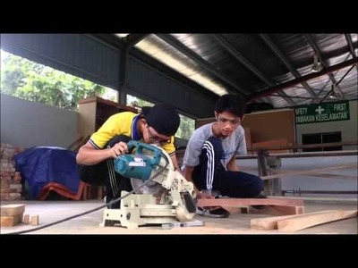 Mini gazebo DIY