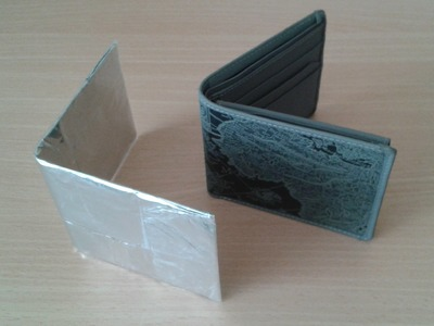 Oyster Card RFID Easy DIY Shield Protection For Wallet. Purse