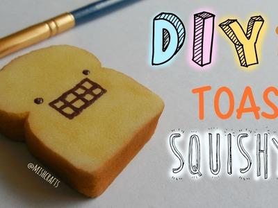 Part 1: Squishier sponges + DIY Toast Squishy