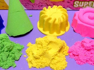 Play Magic Sand - DIY Toy Superset