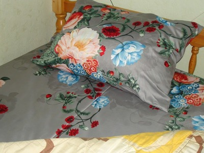 Sew a Beautiful Bed Spread - DIY Home - Guidecentral