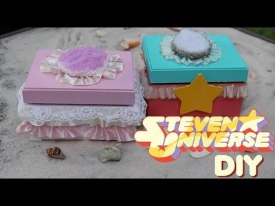 Steven Universe DIY Keepsake Box