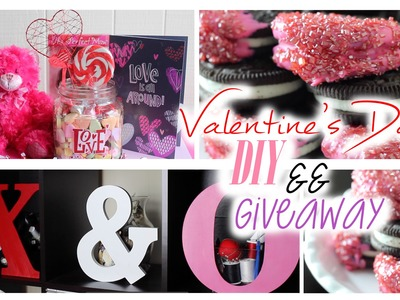 Valentine's Day DIY and Giveaway ❤️