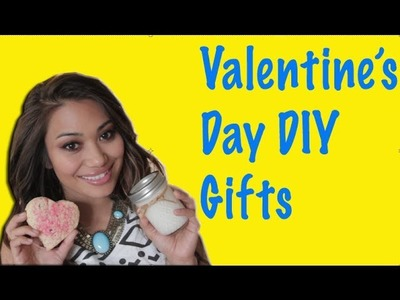 Valentine's Day DIY Scented Soy Candles!
