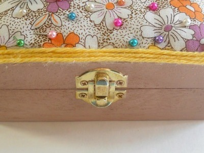Create a Simple Sewing Box - DIY Home - Guidecentral