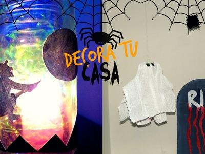 DIY: 3 ideas para decorar tu casa de Halloween-KreaK
