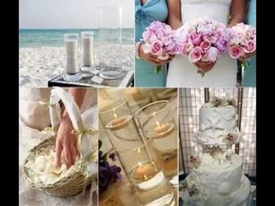 DIY beach wedding favors ideas