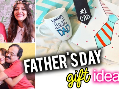 DIY: Easy last minute Father's Day Gift Ideas + MEET MY DAD!