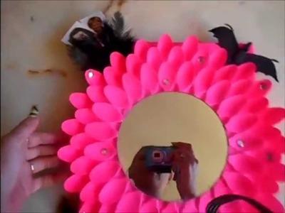 DIY : Miroir Halloween Girly ou d'autres occasions