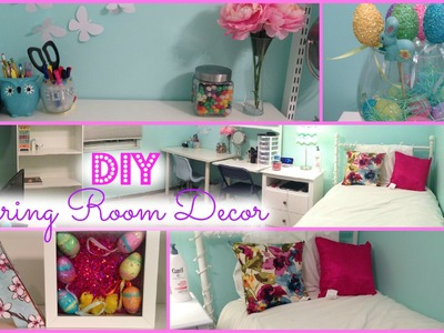DIY Room Decor! 10 DIY Room Decorating Ideas for Teenagers