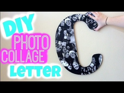 DIY Room Decor Letter!