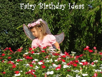 DIY Tinkerbell Birthday Party Ideas