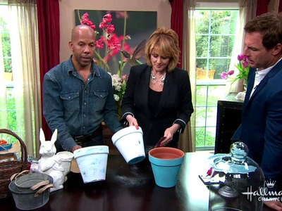 Hallmark Channel Home & Family 2129 - DIY Easter Tablescape
