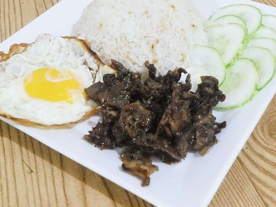 How To Easy And Delicious Filipino Pork Tapa - DIY Food & Drinks Tutorial - Guidecentral