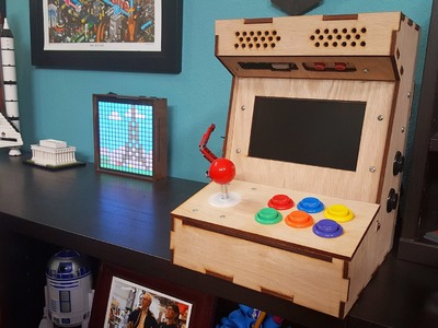 Tested Builds: DIY Arcade Cabinet Kit!