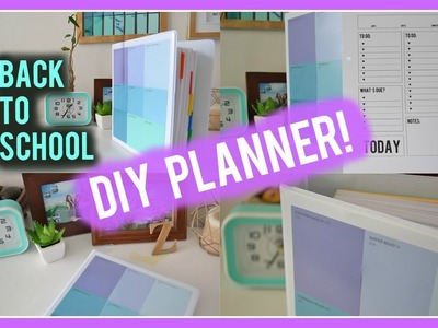 Back To School: DIY Planner | Zara