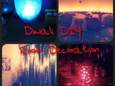 Diwali DIY Room Decoration