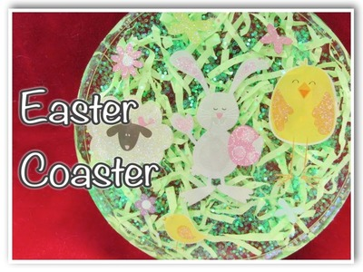DIY Easter Coaster   Another Coaster Friday