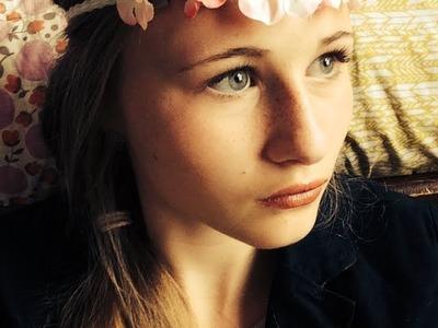 DIY Flower Headbands | Owlbeteen
