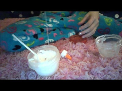DIY: how to make puff paint